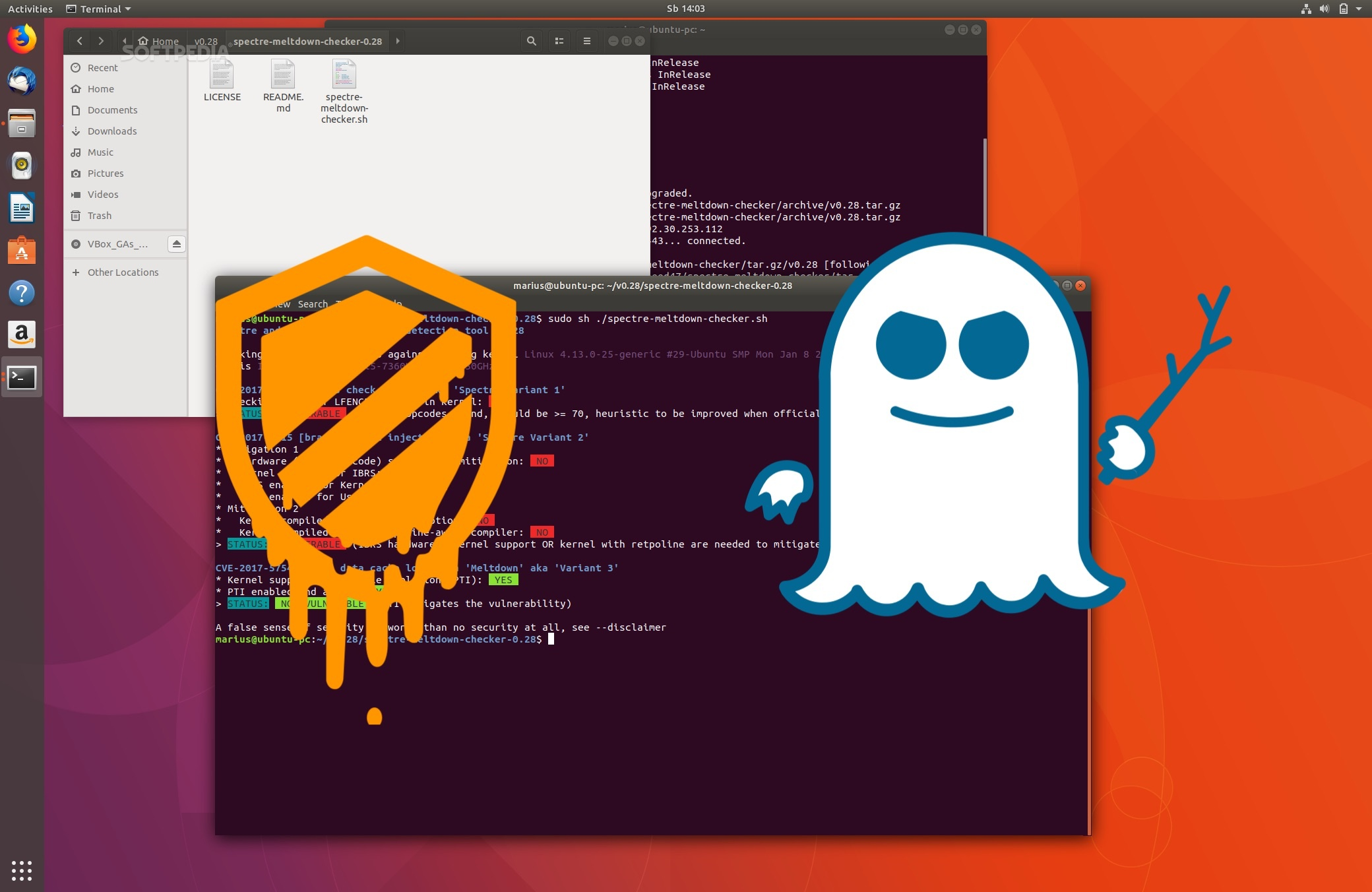 How to Check If Your Linux PC Is Vulnerable to Meltdown
