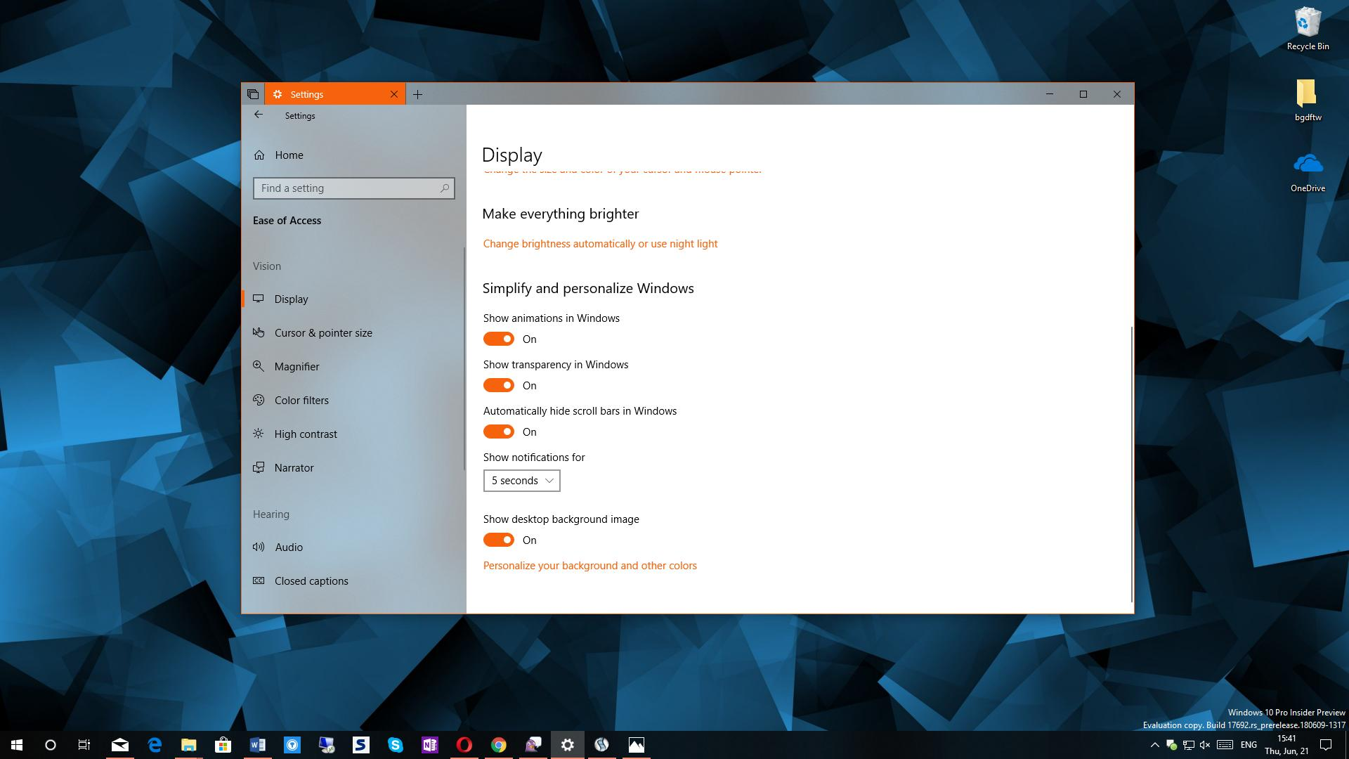 How To Completely Remove The Desktop Wallpaper In Windows 10