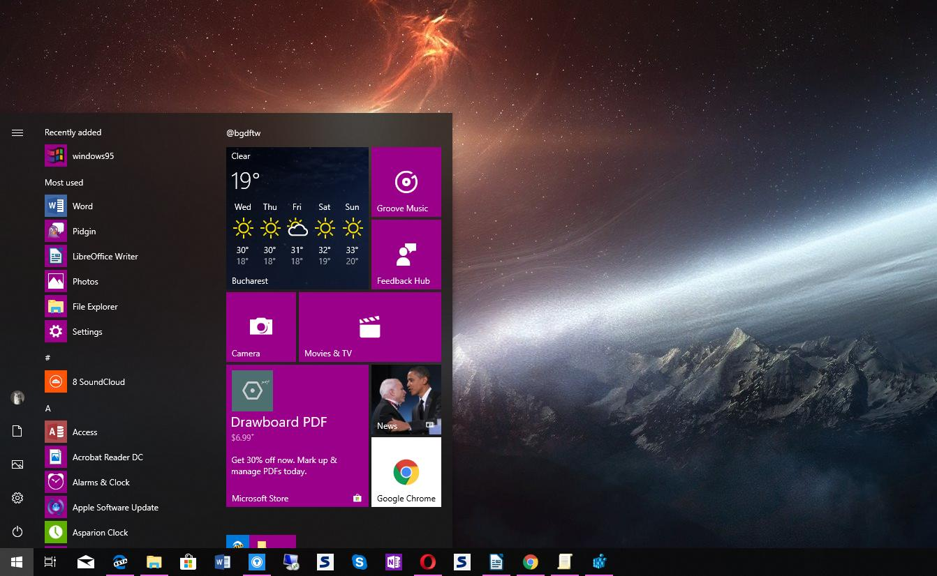 How to Disable Right Clicking in the Windows 10 Start Menu