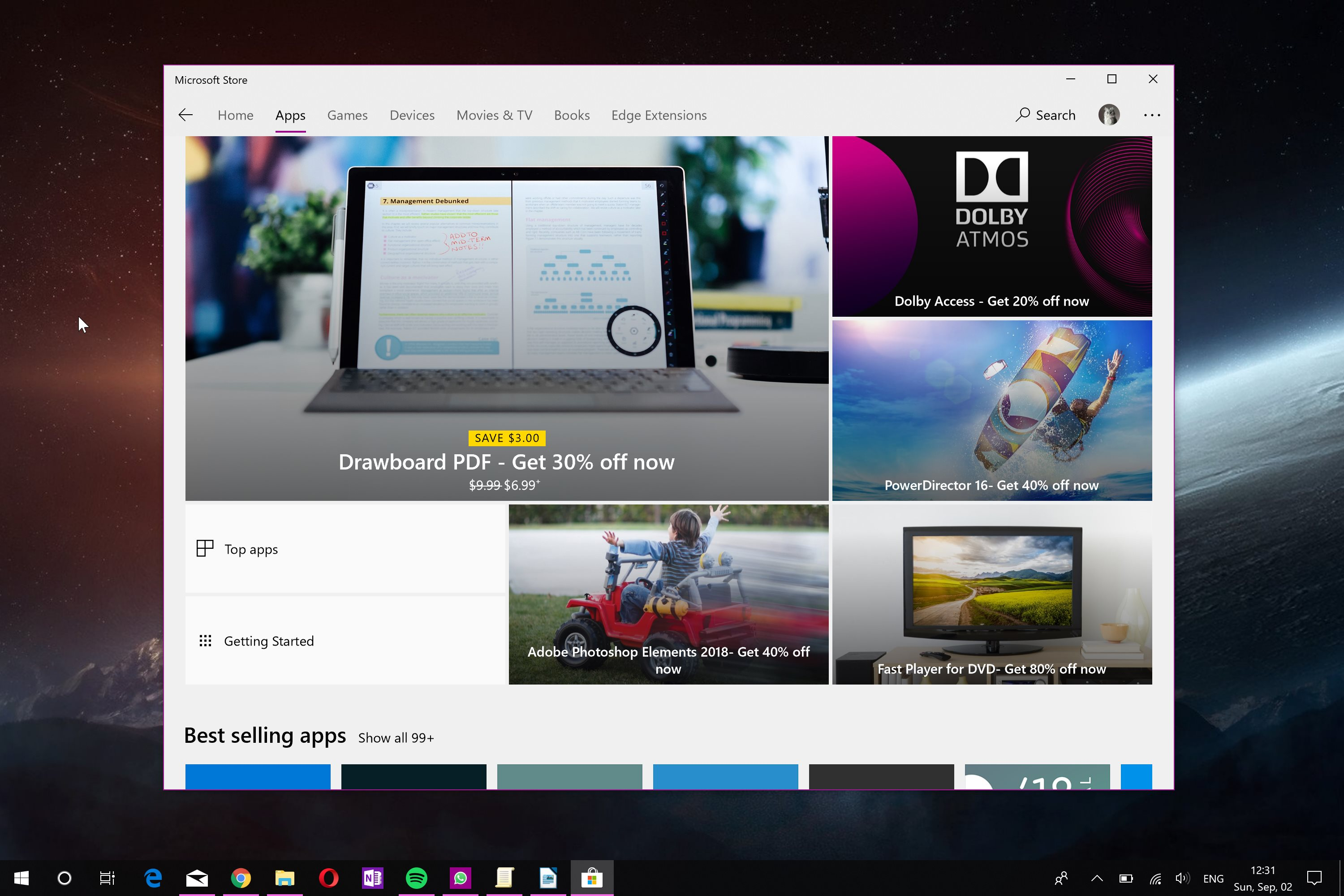 How to Disable the Microsoft Store in Windows 10 Version 1809