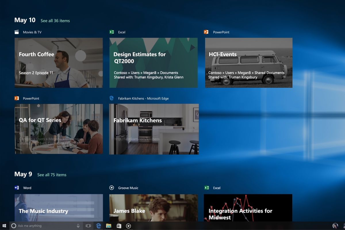 How To Disable Timeline In Windows 10 Spring Creators Update Two Way Switch Redstone