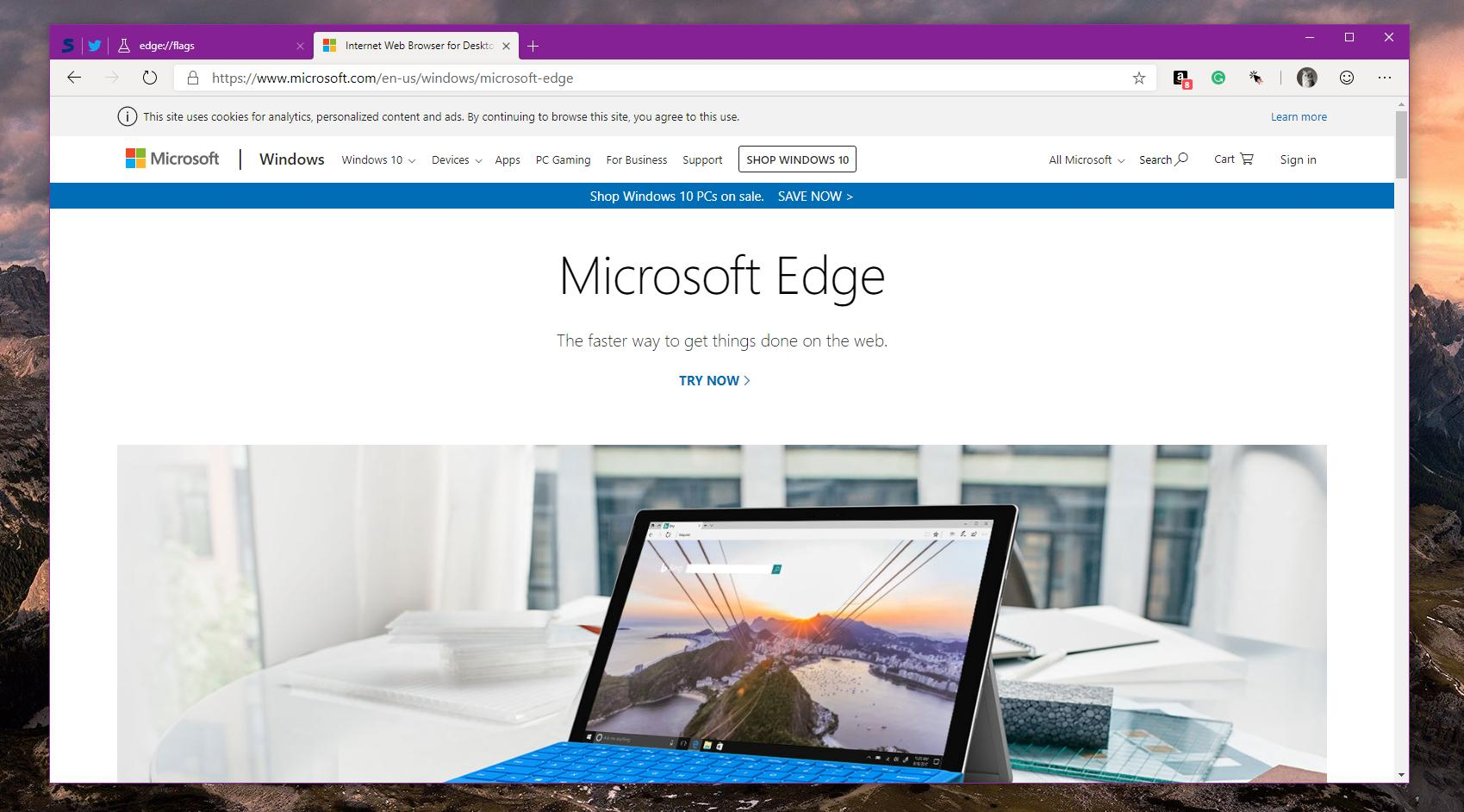 How to Enable Chromecast Support in Chromium Microsoft Edge