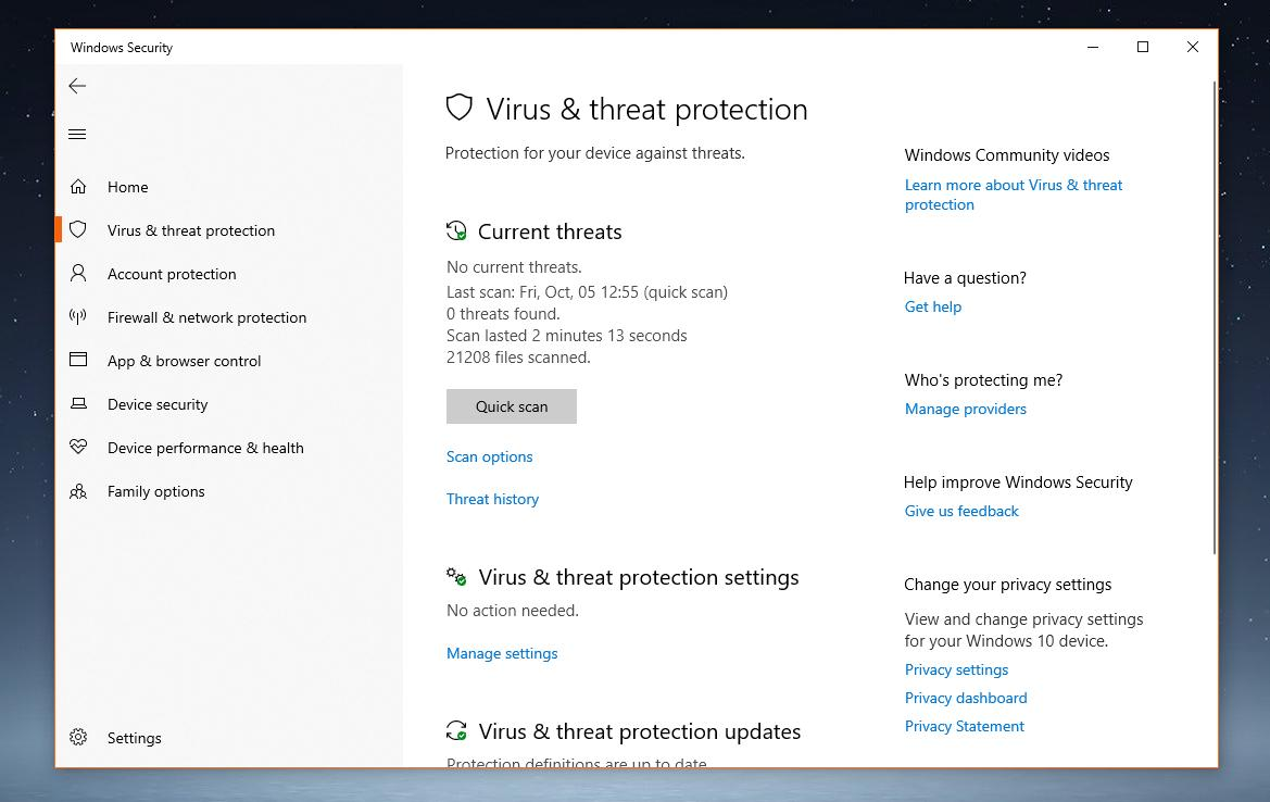 How to Fix Black Screen Issues in Windows 10 Version 1809