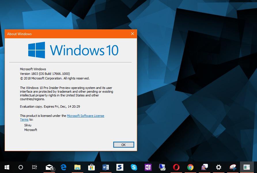 how to fix windows 1803 update error