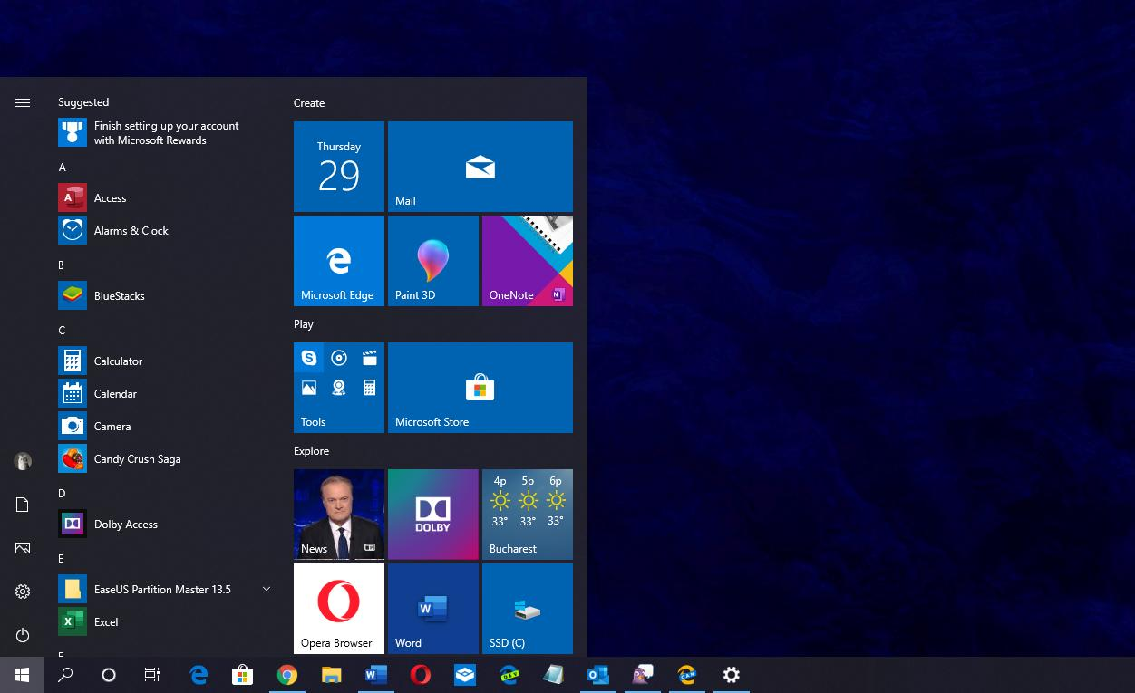 Microsoft Begins Testing Updated Touch Experience with Latest Windows 10 Release