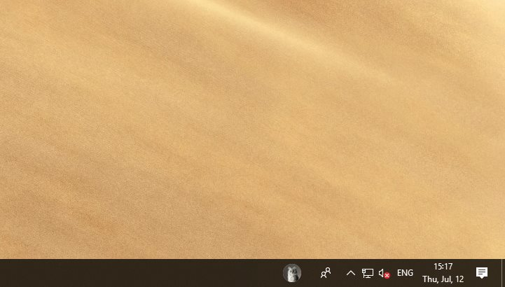 windows 10 taskbar hiding