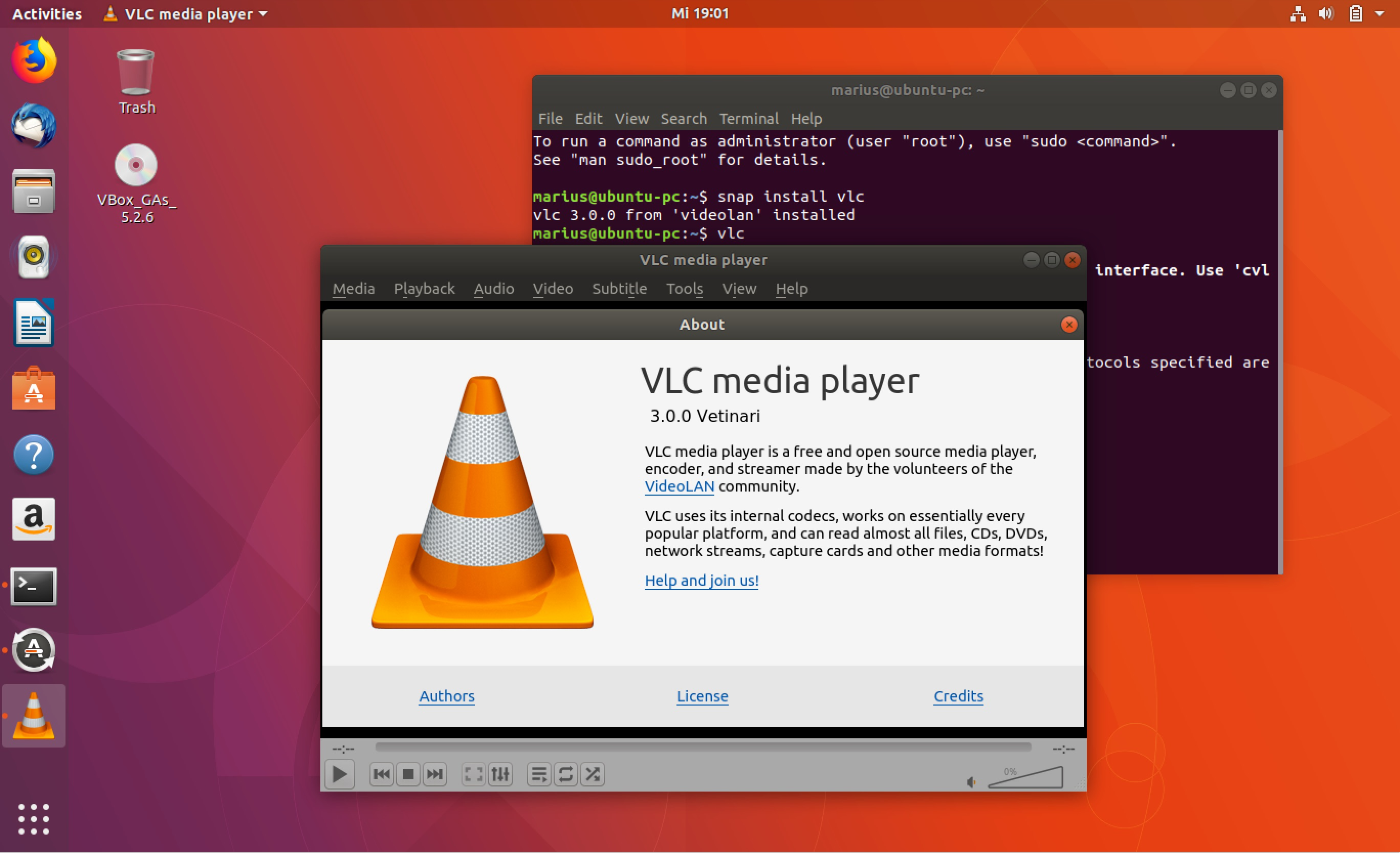 How to Install VLC 3 0 on Ubuntu, Linux Mint, and Other Snap
