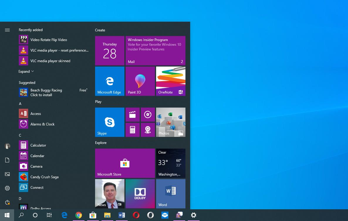 How to Open Multiple Apps from the Windows 10 Start Menu Without