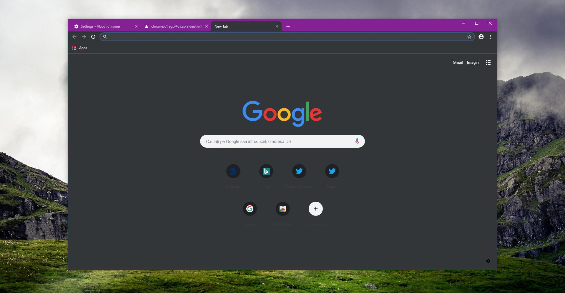 Google release 12 new official themes for the Chrome browser