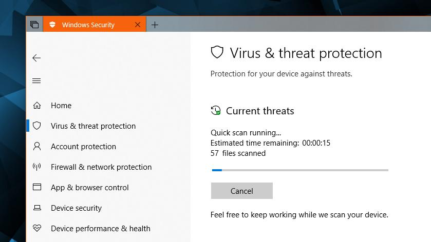 How to Scan Your Windows 10 PC for Malware from the Command Line