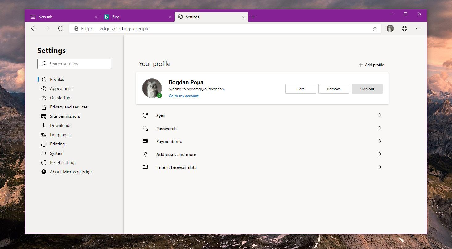 How to Set Chromium Microsoft Edge as Default Browser on