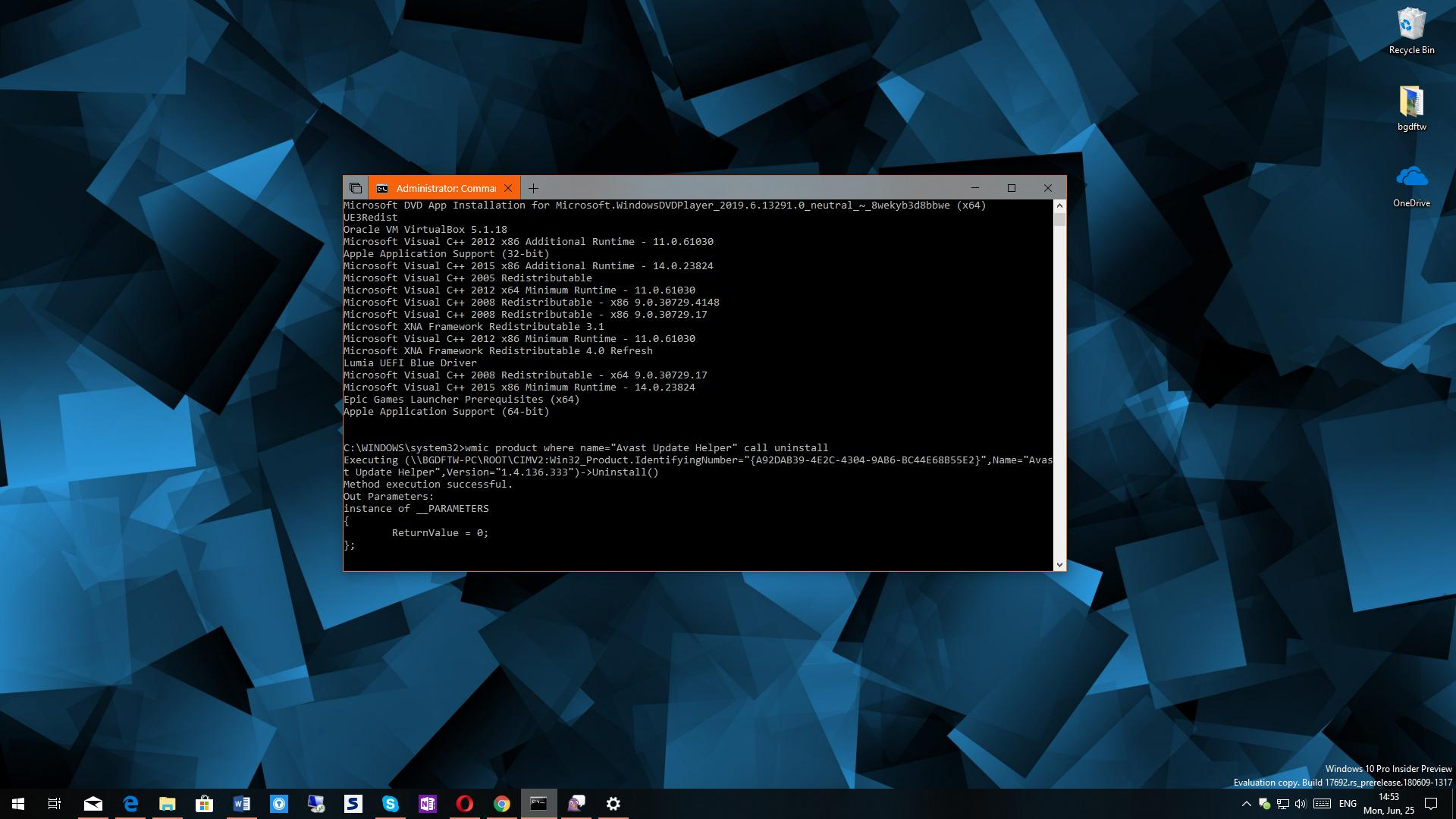 How to Uninstall Windows 10 Apps Using the Command Prompt
