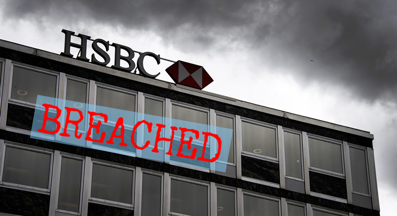 HSBC Bank Breached Again, Suspends Online Access to Affected