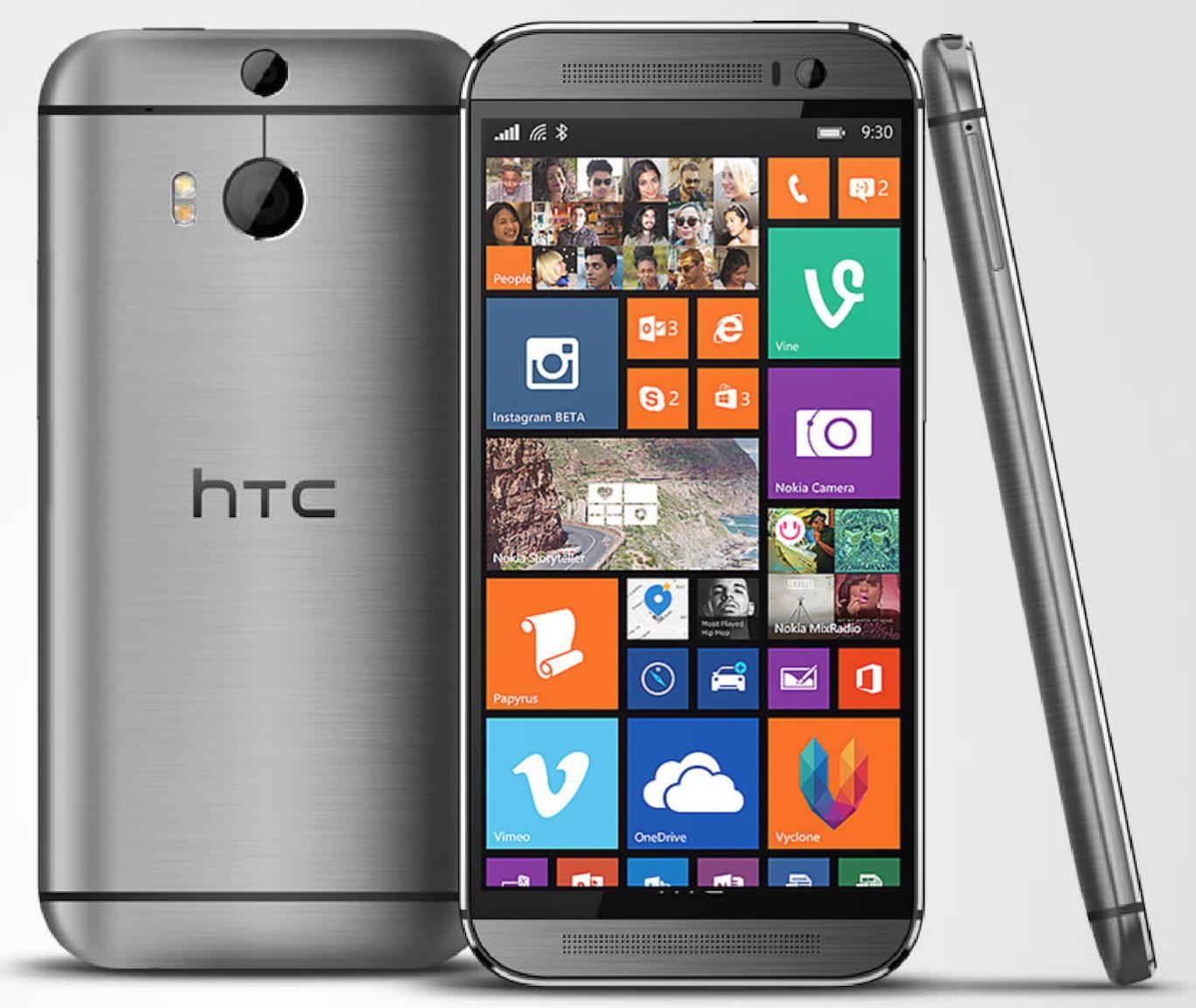 HTC Blames Microsoft for Not Updating Their Windows Phone to Windows