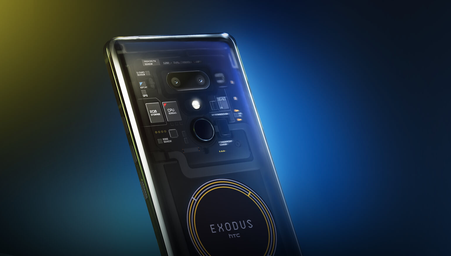 HTC EXODUS 1 Available for Pre-Order, Has Cryptocurrency