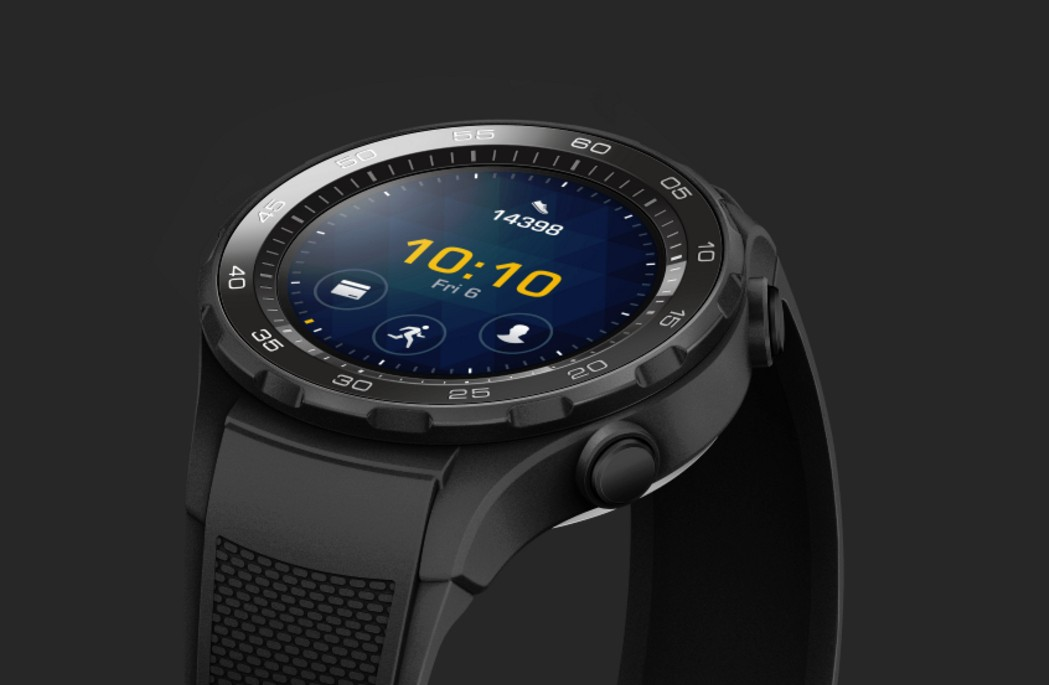 huawei intros watch 2 smartwatch and a porsche design variant. Black Bedroom Furniture Sets. Home Design Ideas
