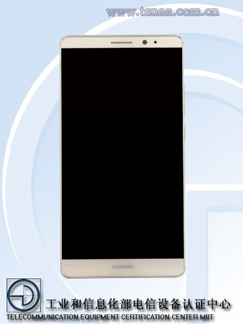 Huawei Mate 8 with Force Touch Spotted at TENAA