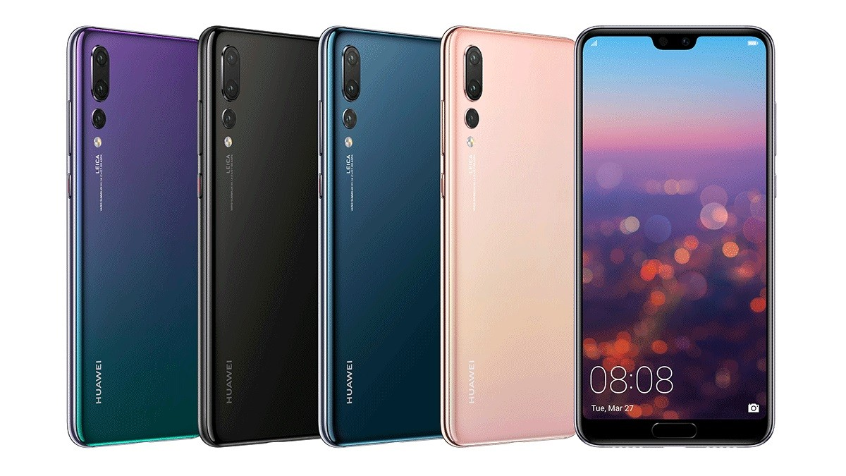Huawei P20 Comes With A Notch Of Its Own