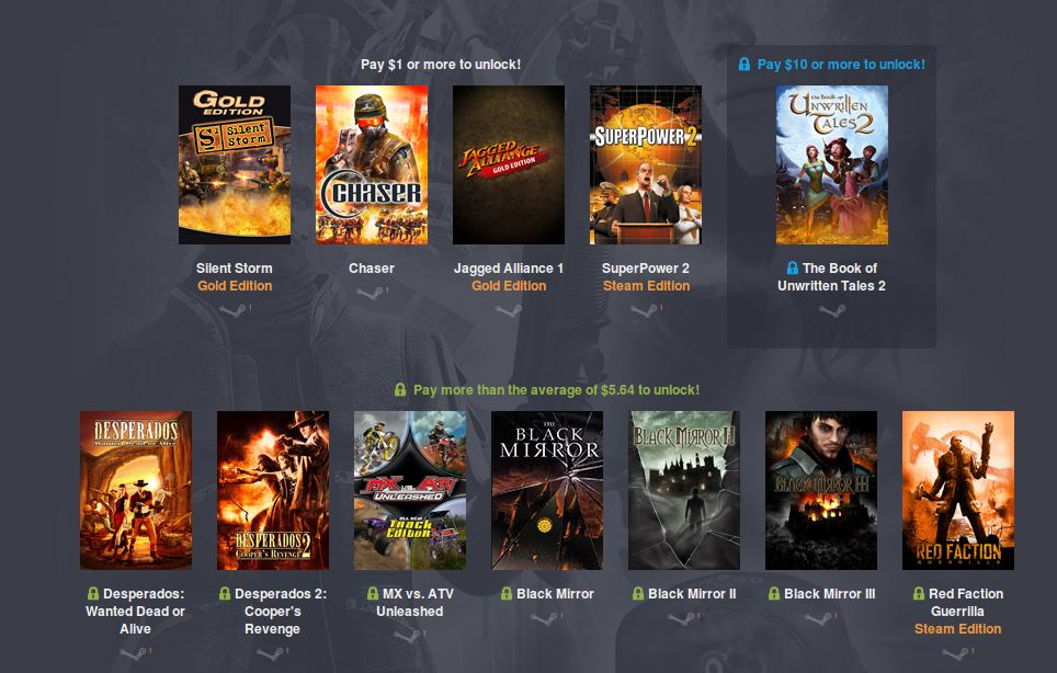 Humble Weekly Bundle: Nordic Games 3 Features Two Great Linux Games