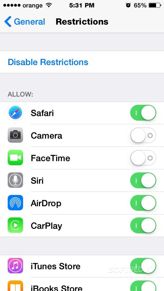 how to turn siri off locked iphone 6s