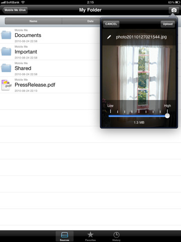 iPad Makes Notebooks Irrelevant with OverTheAir WebDAV