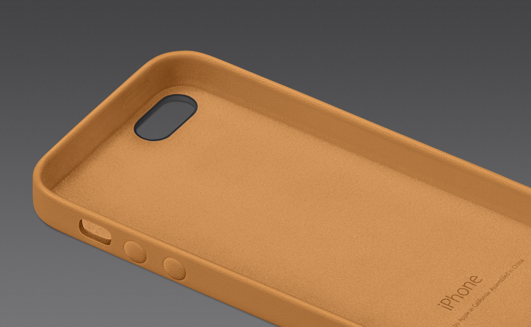 new style 371d3 a1c6b iPhone 5s Cases Are Prone to Wear, Apple Shows You How to Keep Yours ...