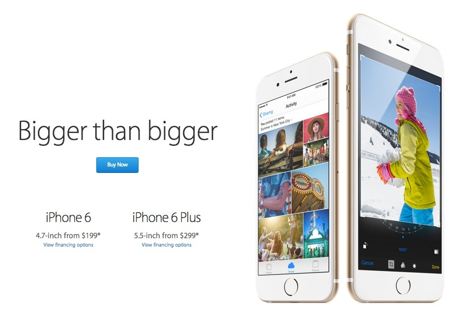 Iphone 6 Is Cannibalizing The Ipad And Apple Doesn T Care