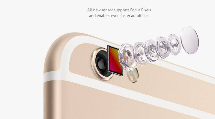 iPhone 6S Tech Specs Leaked