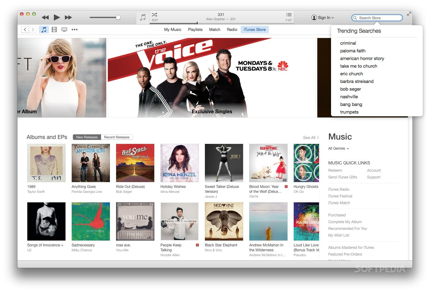 iTunes 12 Available for Download – Screenshot Tour
