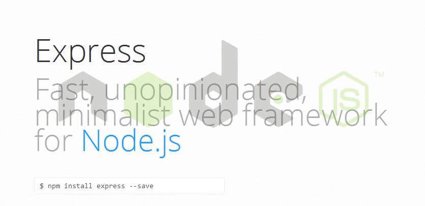IBM Donates Express Framework to Node js Foundation