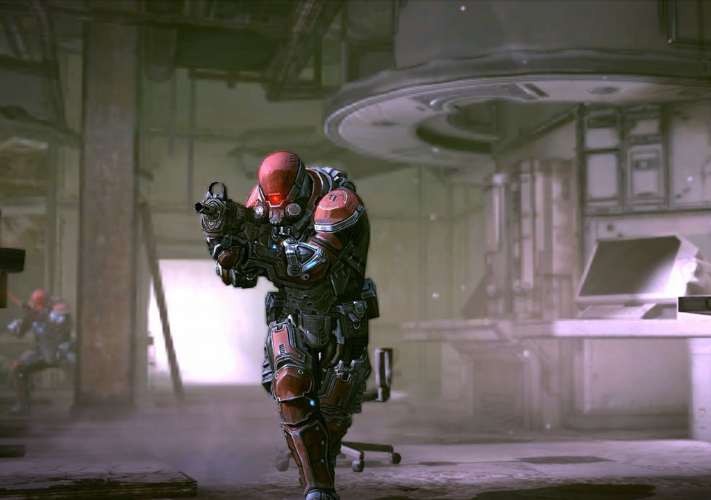 id Software Had Other Id Tech 5 Game in Development Before RAGE