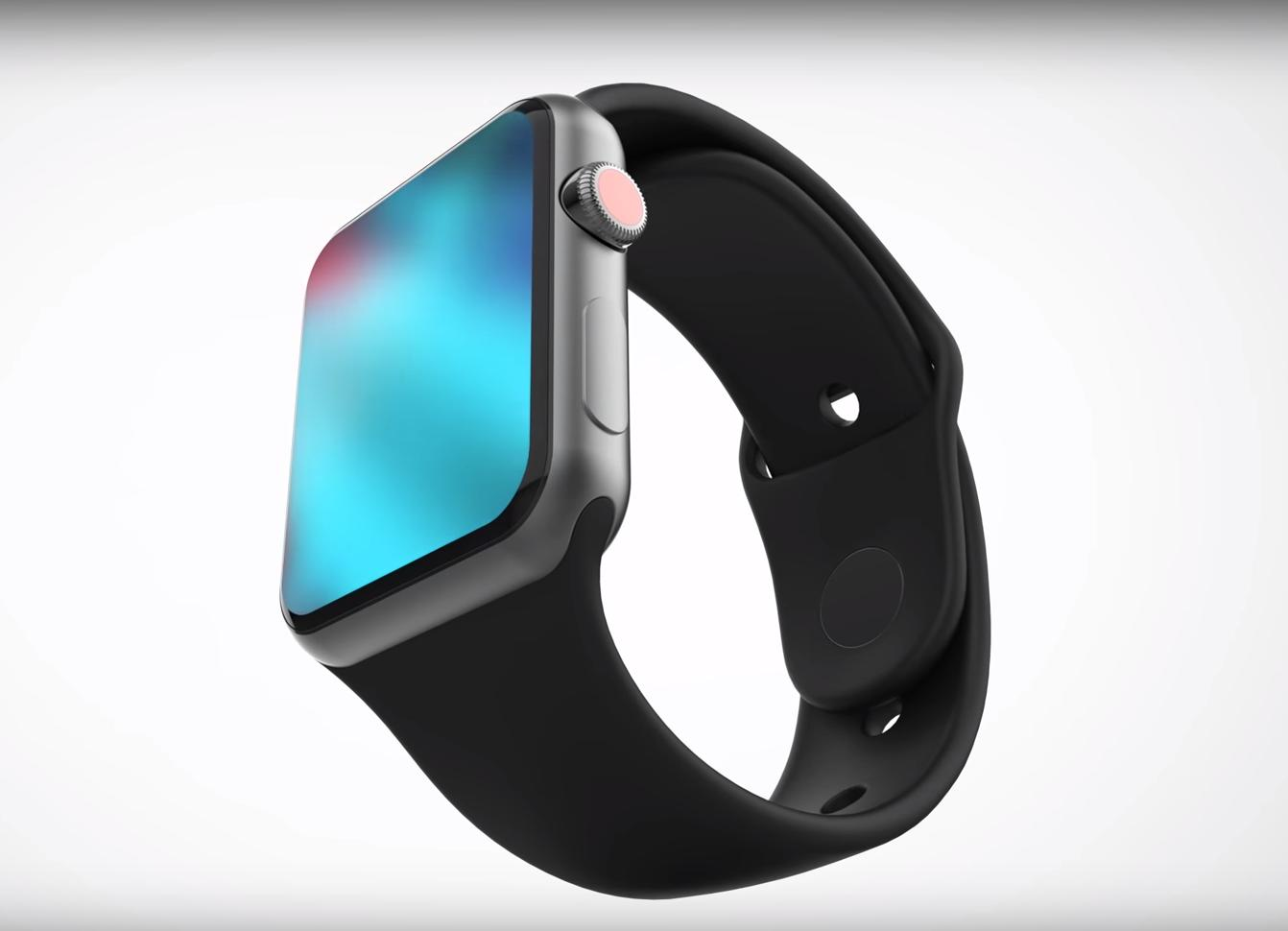 If This Is the Apple Watch Series 4, I'm Sold on