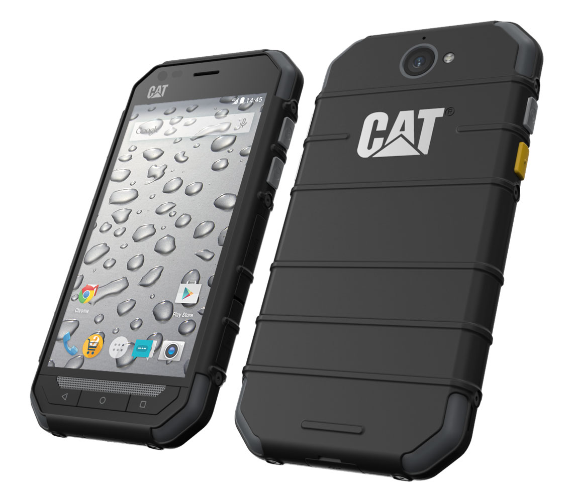 IFA 2015: Cat S30 Rugged Smartphone Announced with Modest ...