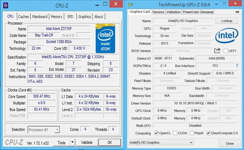 Intel Compute Stick Review – Jack of All Trades, Master of None