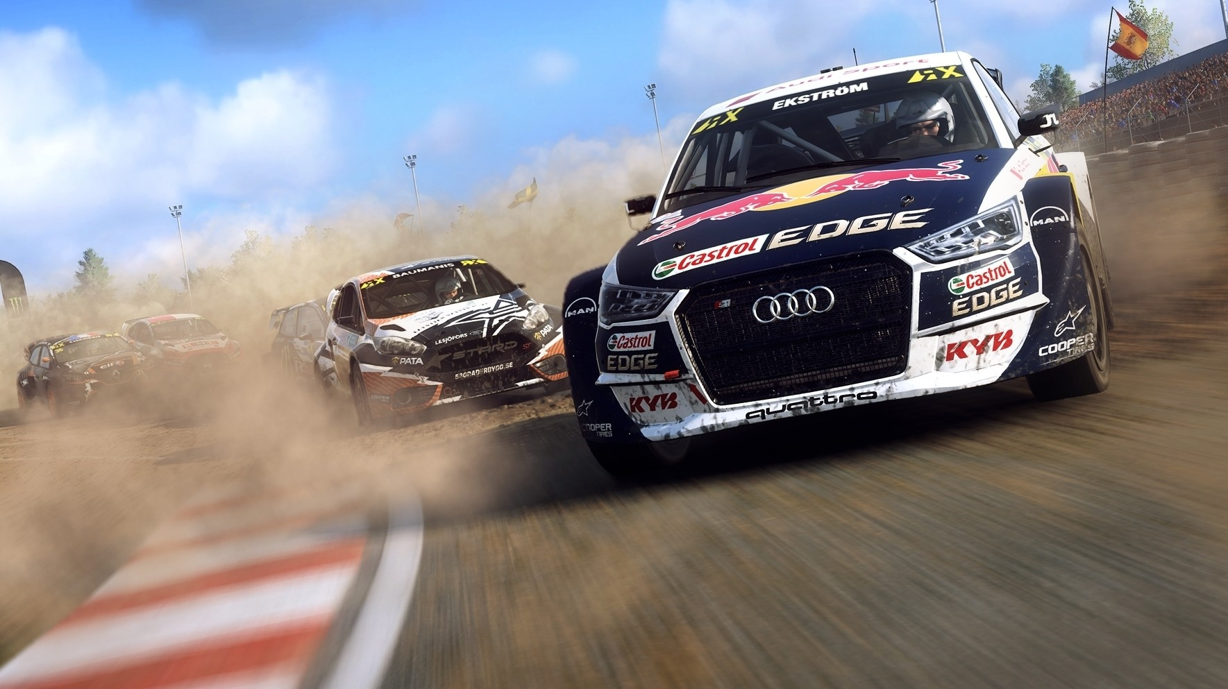 Intel Releases a Graphics Launch Driver for Dirt Rally 2 0