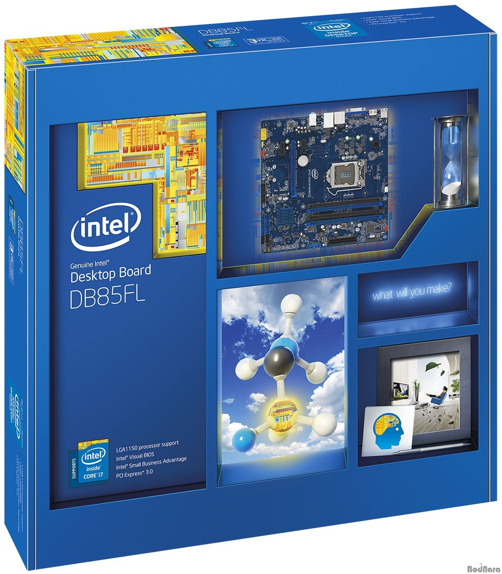 Intel Updates BIOS for Several of Its Desktop Boards and Compute Stick