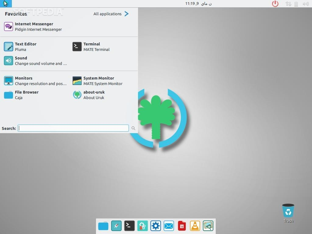 Introducing Uruk GNU/Linux, a 100% Free Ubuntu-Based OS