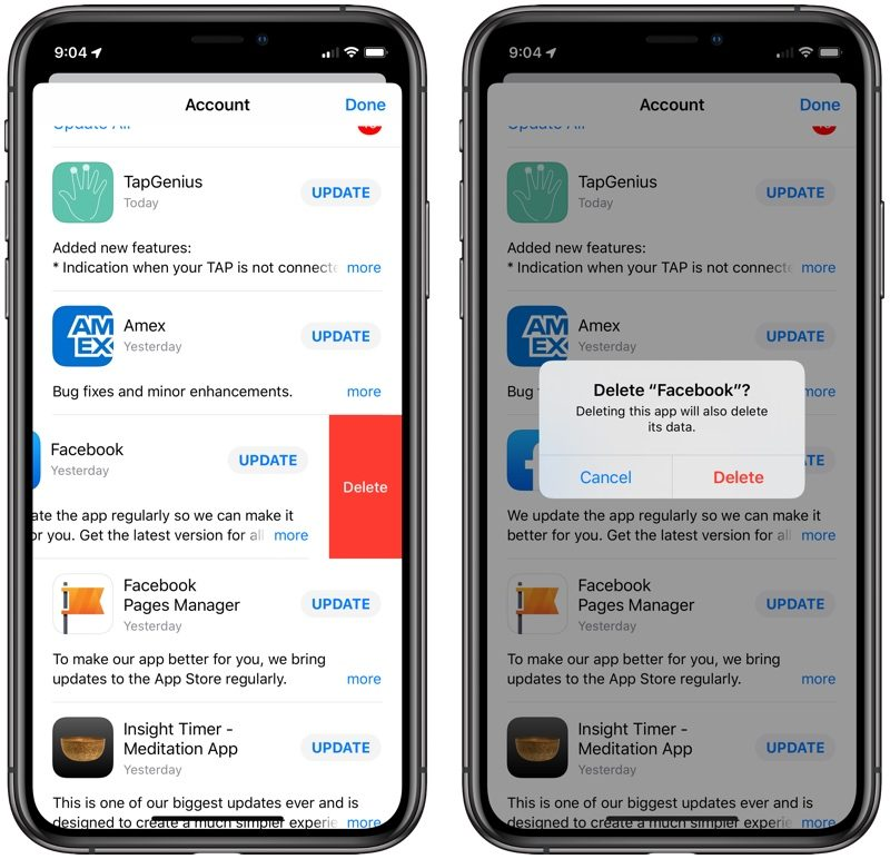 iOS 13 Will Make It Insanely Easy to Delete Installed Apps