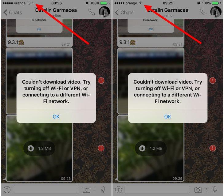 Ios 931 Update Breaks Down Whatsapp Video Sharing Between Iphones