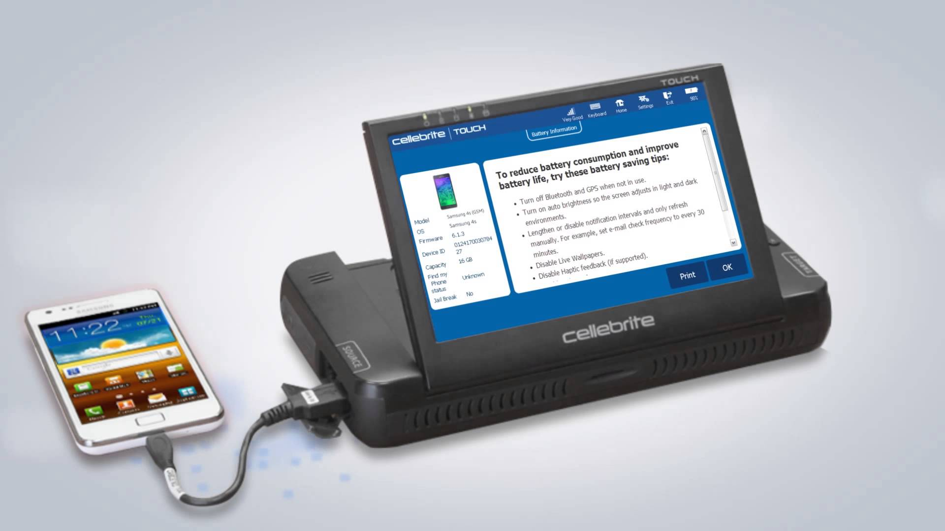 CELLEBRITE DRIVERS FOR WINDOWS XP