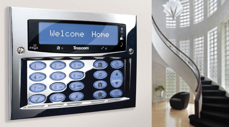 Iot Home Alarm System Has Alarming Security