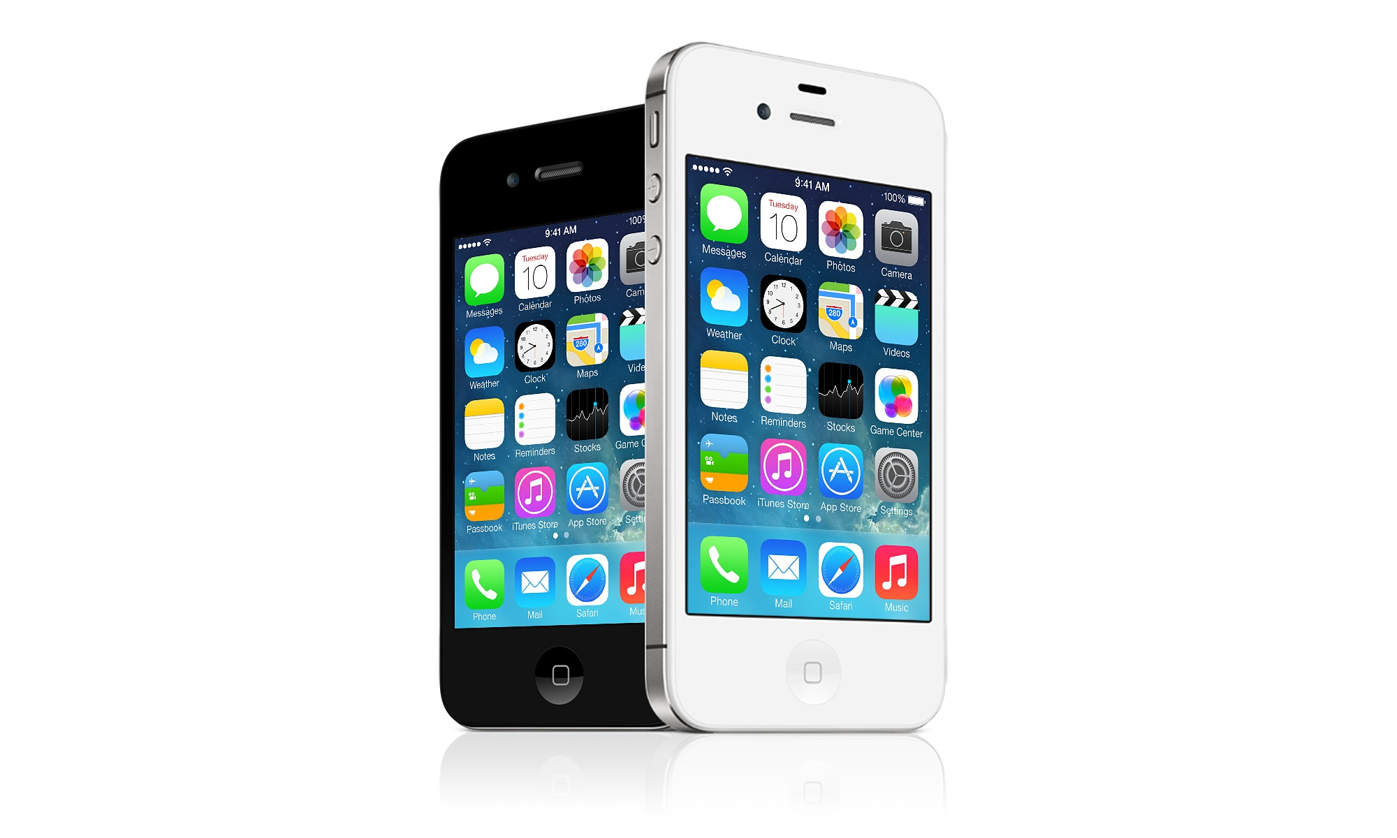 iPhone 4s was launched in October 2011
