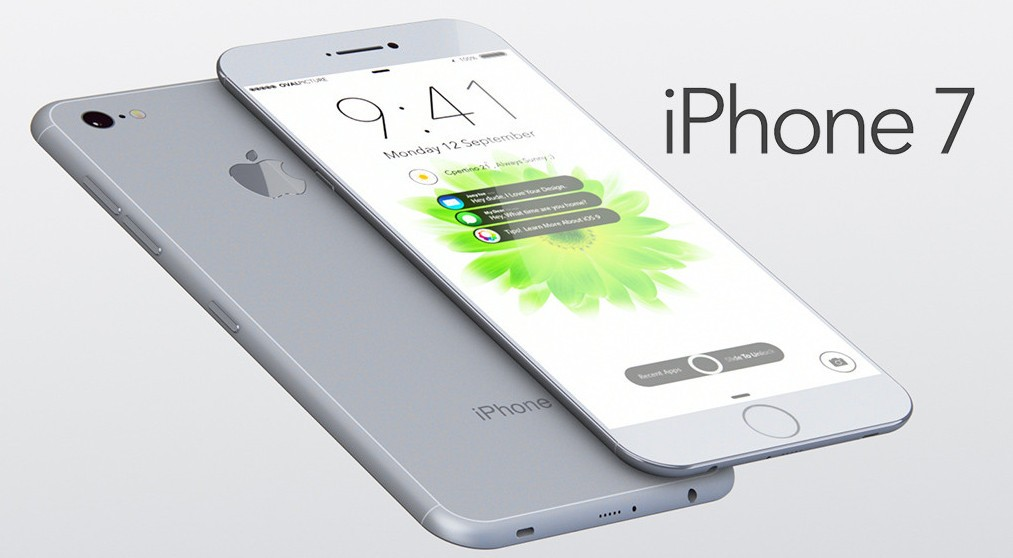 best service 72b06 c80b8 iPhone 7 Could Feature Flush Touch-Sensitive Home Button, Waterproof ...