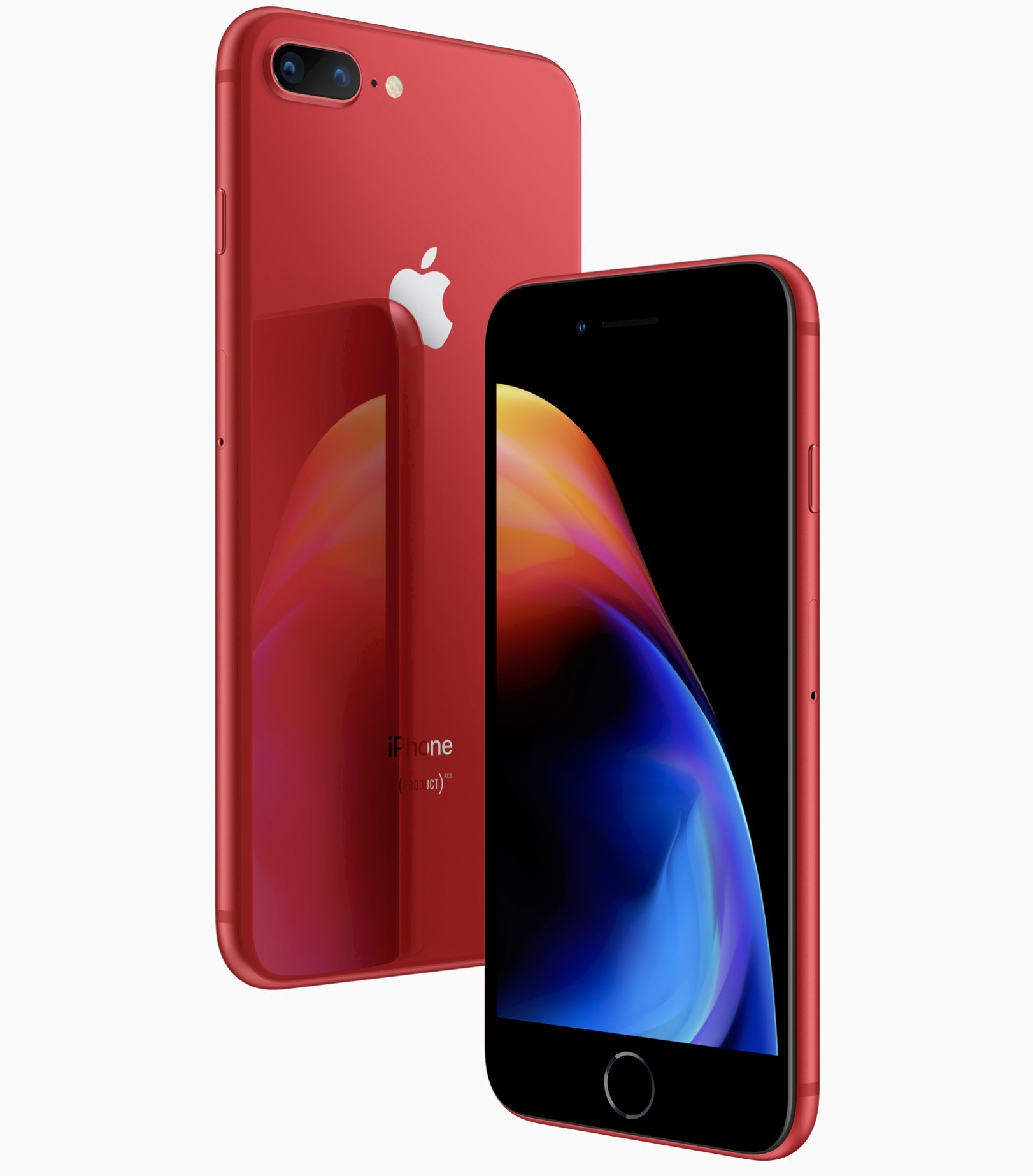 iPhone 8, iPhone 8 Plus (PRODUCT)RED Special Edition Now ...