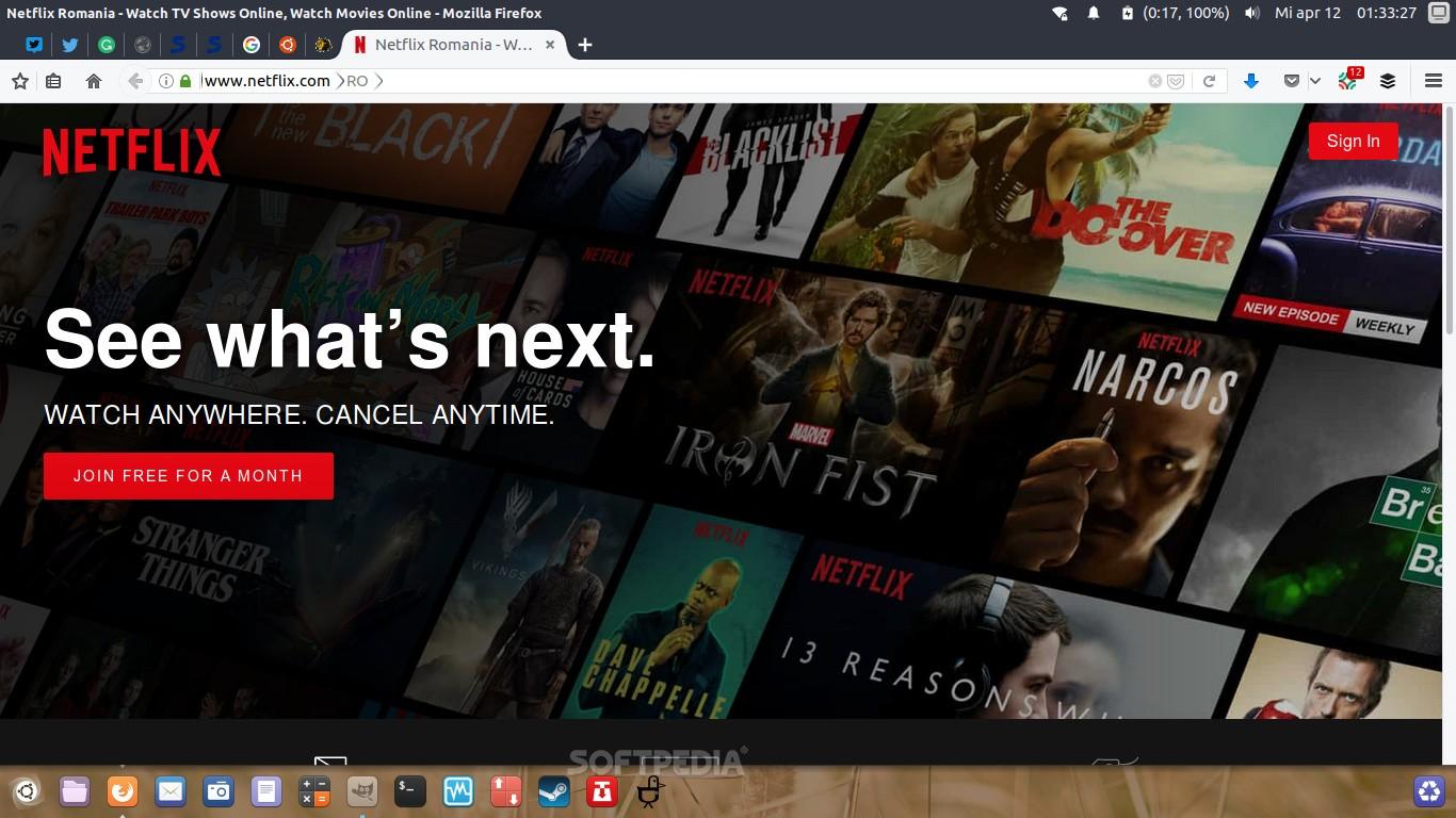 It Looks like Netflix Doesn't Support Custom User-Agents for Firefox