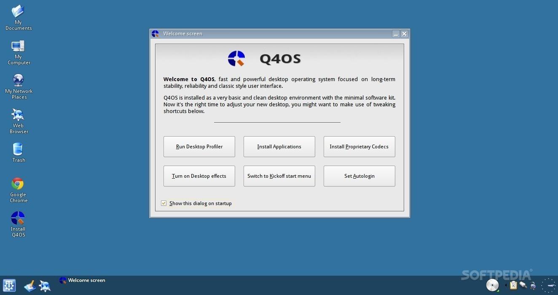 It Walks Like Windows It Talks Like Windows But Q4os 1 4 3 Is A Linux Distro