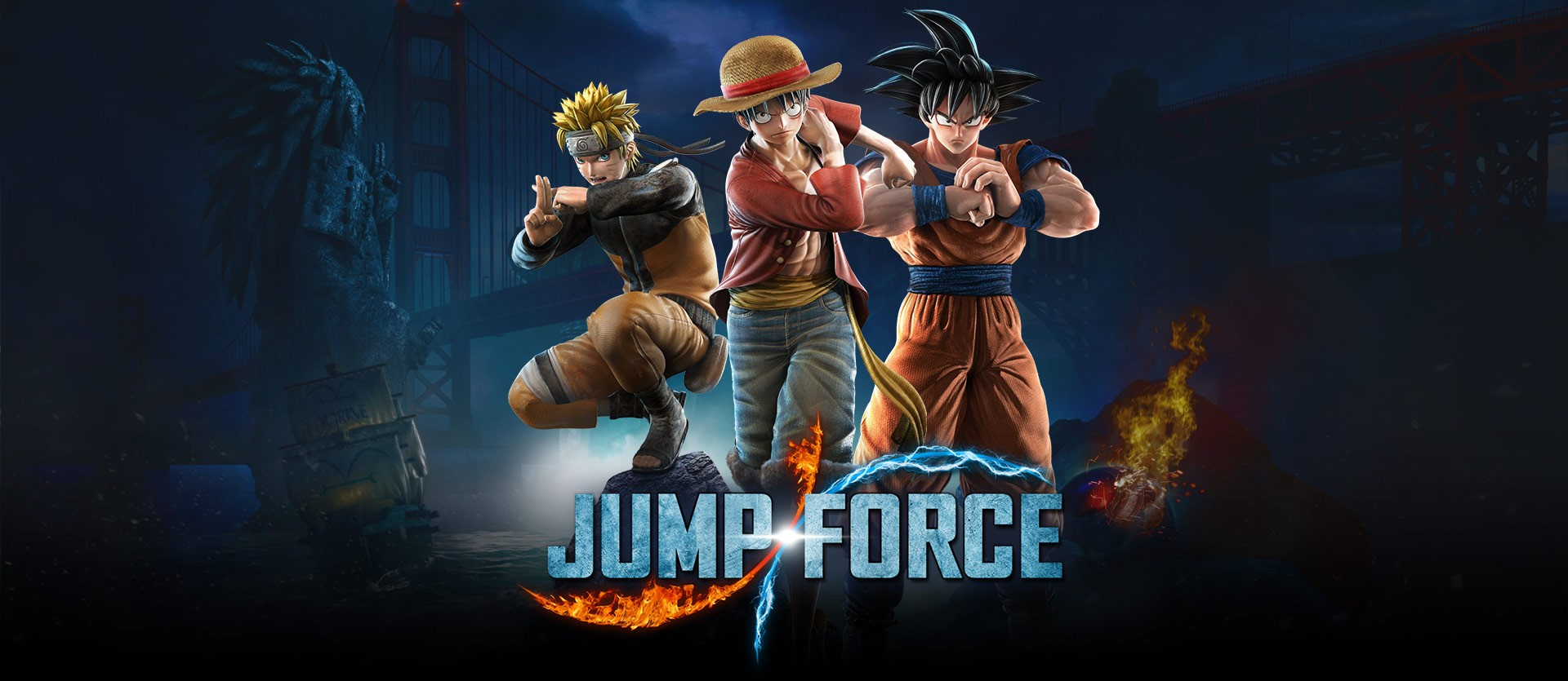 Jump Force Review Pc