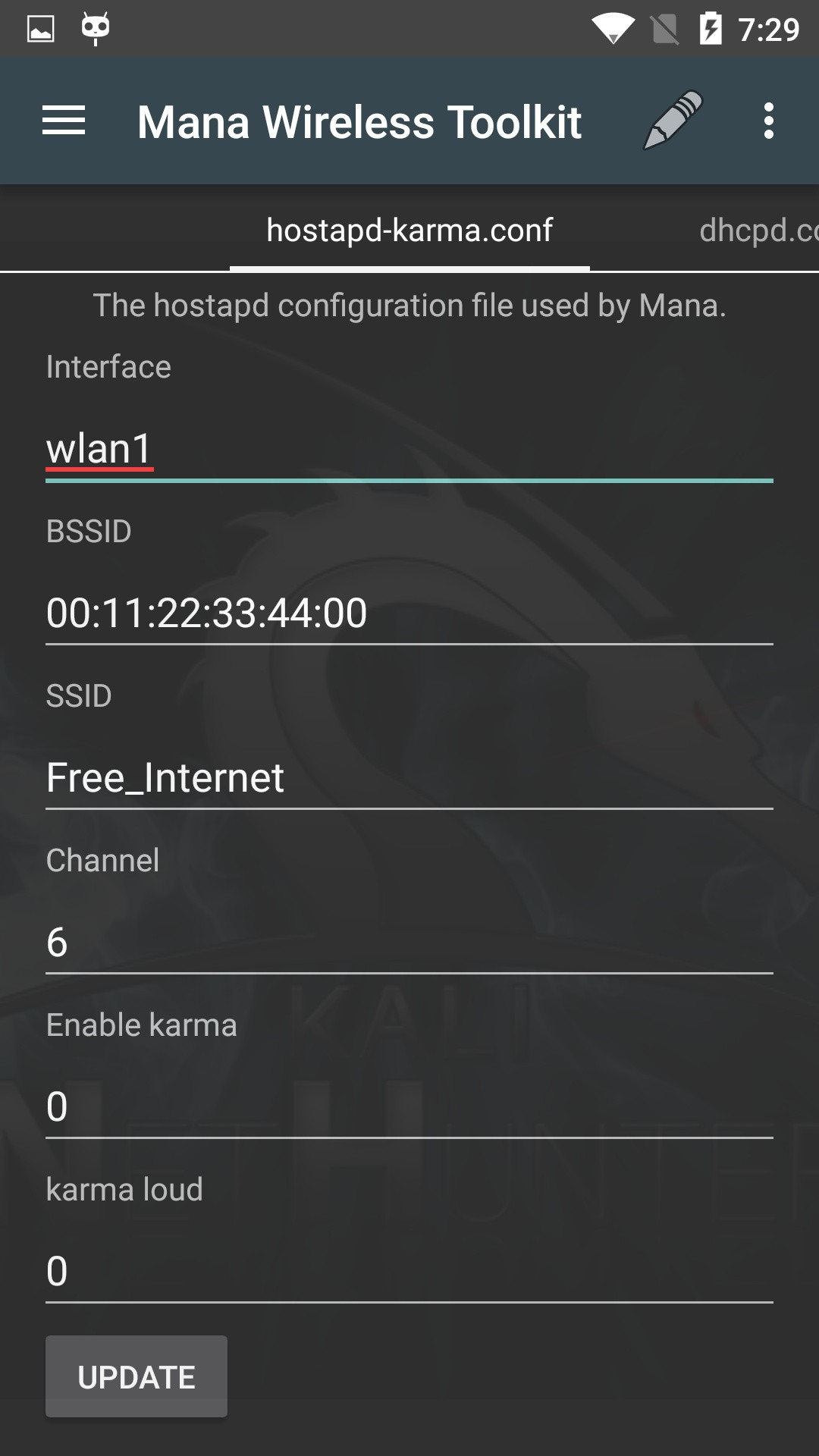 Kali Linux NetHunter 3 0 Android Mobile Penetration Testing