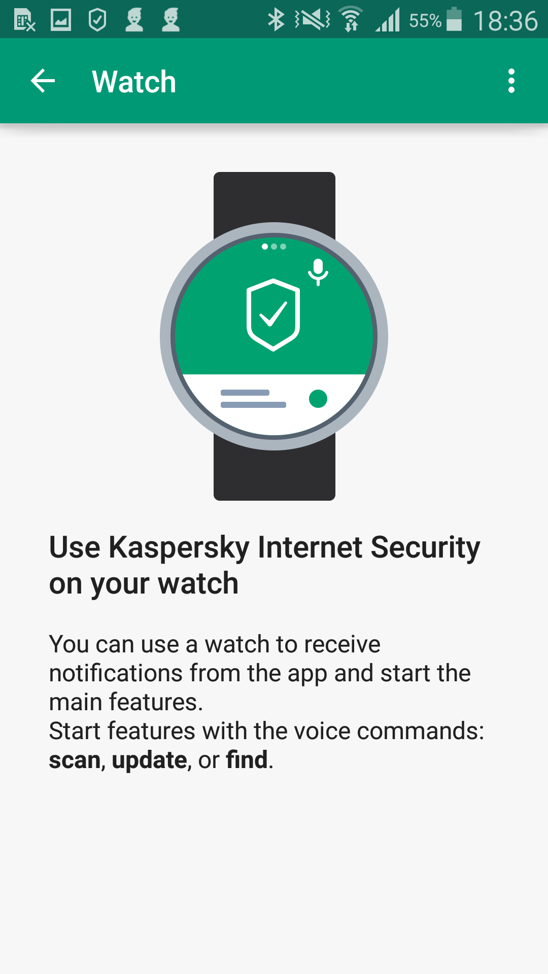 kaspersky free download for android