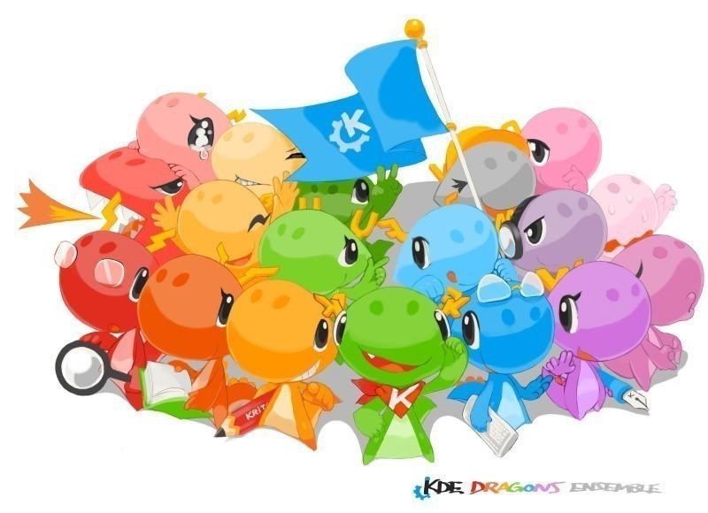 KDE Applications 16.08.1 Software Suite Released for the KDE Plasma 5.7 Desktop